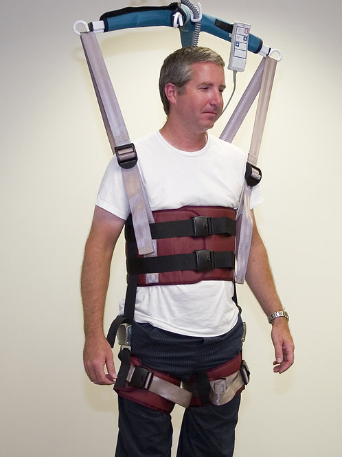 Patient Lift Sling for Rehabilitation - Safe Patient Handling