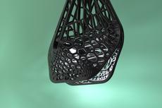 Voronoi lamp