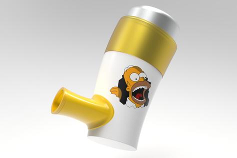 Simpsons hailer