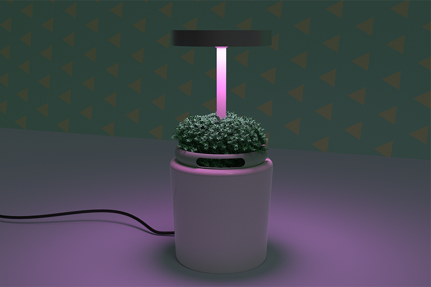 hydroponic evo lamp 4