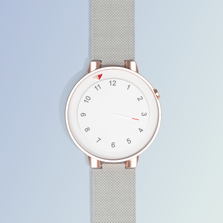 Redesigned Timepiece