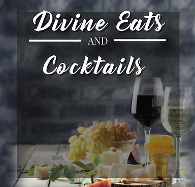 Divine Eats and Cocktails Logo.png