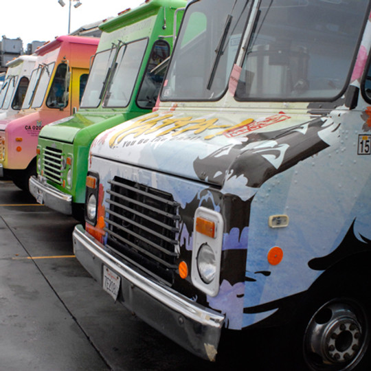 The Great Food Truck Festival