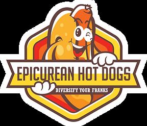 Epicurean Hot Dogs logo - transparent.pn