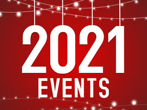 What will events look like in 2021?
