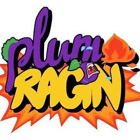 Plum Ragin Logo