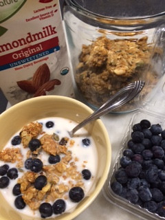 Granola (with Gluten-free Version)