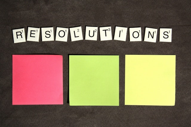 Resolutions are useless without an action plan.