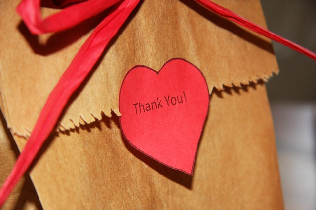 5 Health Benefits of Being Thankful