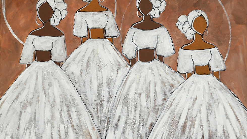 Women in White Turbans