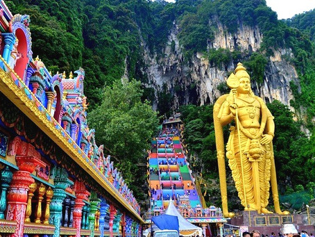 Planning On Visiting The Magnificent Batu Caves Of Malaysia, Know What You Can Expect