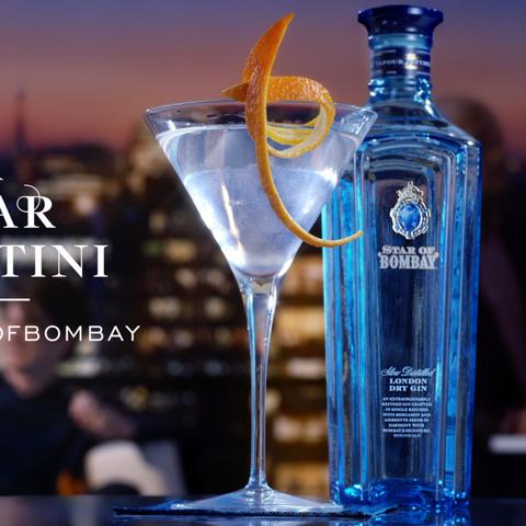 Bombay Sapphire - Star  G&T
