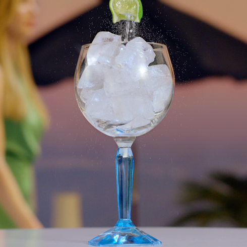 Bombay Sapphire 'Ultimate G&T'