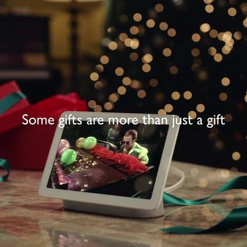 John Lewis Christmas - Google TVC