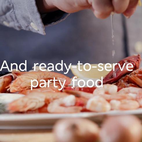 M&S - Fuss Free Food Feast