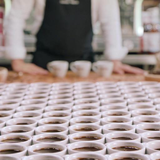 Costa Coffee - '5000 Cups'
