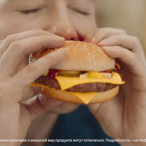 McDonald's 'Real Beef'