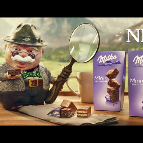 Milka - Chocolate Brownie
