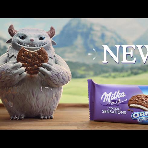 Milka - Chocolate Cookie