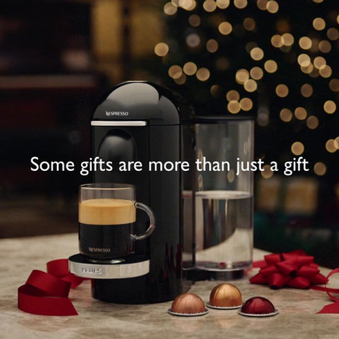 John Lewis Christmas - Nespresso TVC