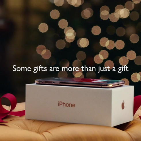 John Lewis Christmas - Apple TVC