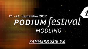 """VOID"" at Podium Festival Mödling 2017"