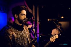Jorge, músico, Madrid, España