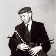 Willie Clancy in the mid 1960s. Photo by Mick O'Connor.