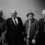 Joe Ryan, Paddy Canny, Bobby Casey and Junior Crehan.