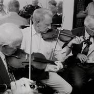 Francie Donnellan, Ben Lennon and P. Joe Hayes 1994.