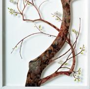 Plum Blossom February 50 x 35 cm
