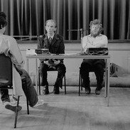 Hugh Shields and Tom Munnelly, 1979.