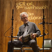 Noel Hill playing in the 2014 concertina recital.