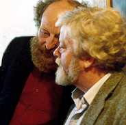 Leslie Bingham and Tom Munnelly.