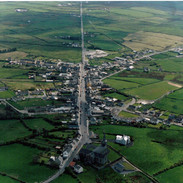 Miltown Malbay at 2000 feet, 1998.