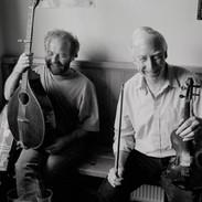 Ciarán Curran and Charlie Lennon 1994.