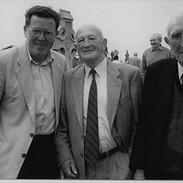 Liam Mac An Iomaire, Bobby Casey, Junior Crehan.