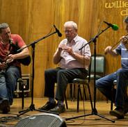 Seán Óg Potts, Seán Potts and Paddy Glackin 2011.