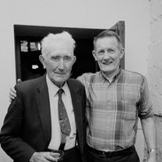 Junior Crehan and Johnny O'Leary 1994.