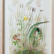 Robin's Meadow 79 x 41 cm