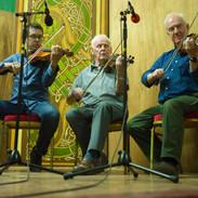 Liam O'Connor, John Dwyer and John Kelly 2015.