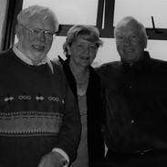 Peter Mackey, Kathleen Smyth and Brendan McGlinchey.