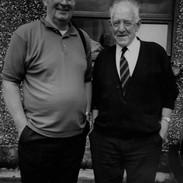 Peadar O'Loughlin and Paddy Canny.