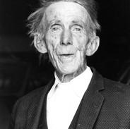 West Clare singer Martin Reidy, 1970s.