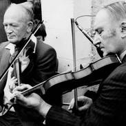 Bobby Casey and John Kelly 1979.