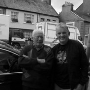 Michael Falsey and Gay McKeon.