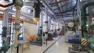 Galerie visite virtuelle 3D - inspection industrielle