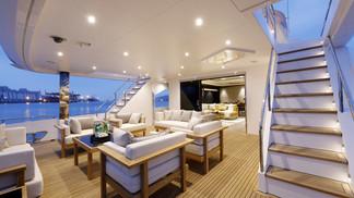 Galerie visite virtuelle 3D - yacht