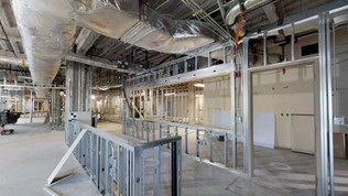 Galerie visite virtuelle 3D - construction
