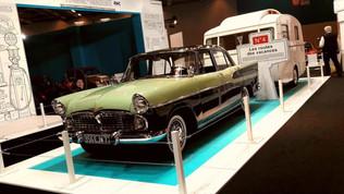 Galerie visite virtuelle 3D - exposition voiture